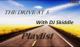 Drive at 5 playlist