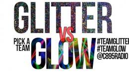 Glitter vs Glow