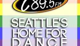 C895 Rainbow Logo