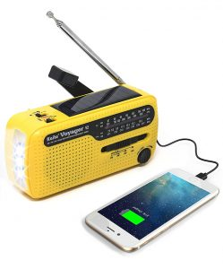 Kaito Voyager 2 Compact Emergency Radio