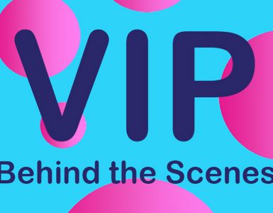 Behind the Scenes VIP Pass