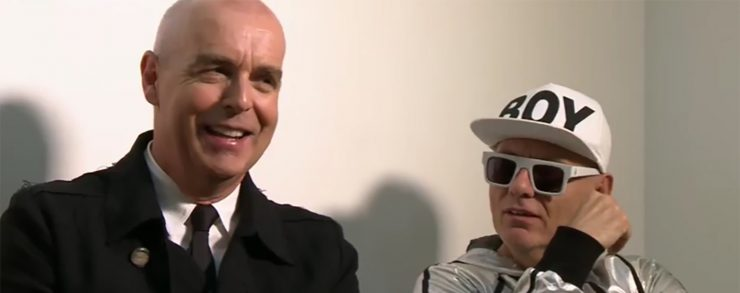 The Pet Shop Boys