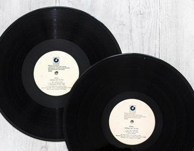 Two Vinyl Records