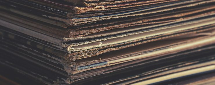 Stack of Records