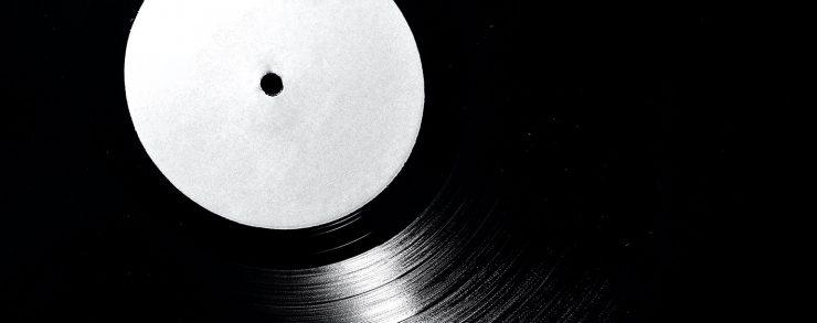 close up photo of vinyl disc