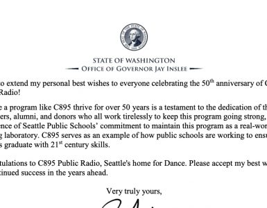 Inslee's Letter to C895