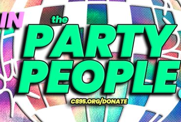 Join the Party People!