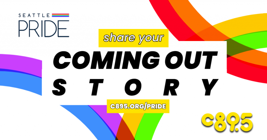 Share your coming out story