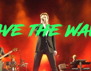 Save the Wave with Duran Duran